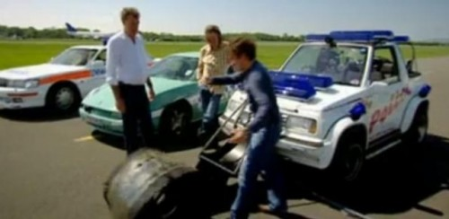 VIDEO: Top Gear confrunta masinile de politie11186