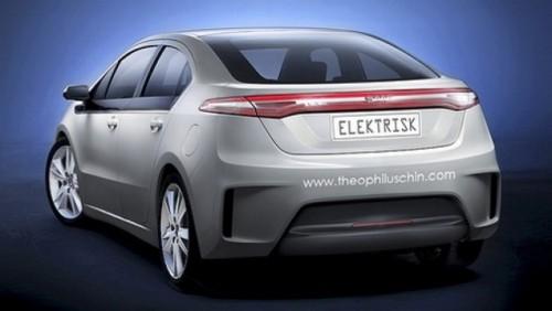 Saab Elektrisk: Un Volt suedez11123