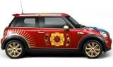 Un Mini Cooper unic dedicat lui George Harrison11115