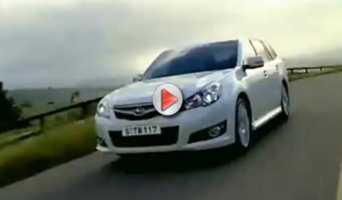 Video: Reclama la Subaru Legacy cu Robert De Niro11106