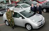Armata britanica recruteaza 50 de hibride Toyota Prius11100