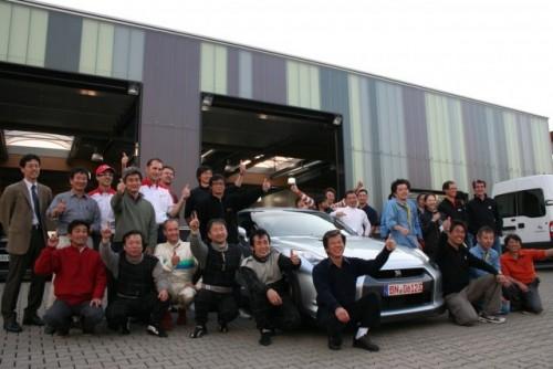 Nissan anunta un nou record la Nurburgring11094
