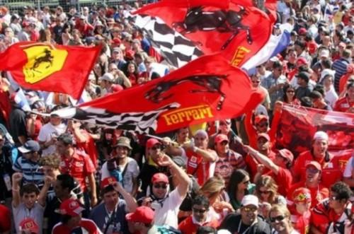 Boss-ul Ferrari le multumeste fanilor echipei de F111058