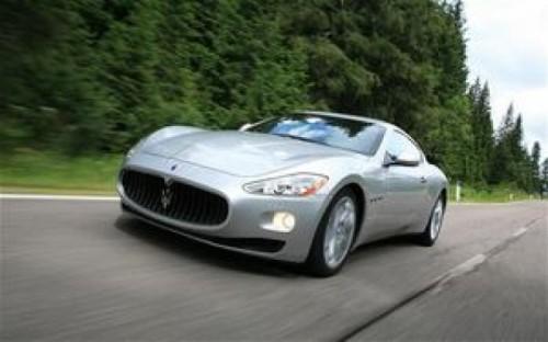 Noul coupe al celor de la Maserati11046
