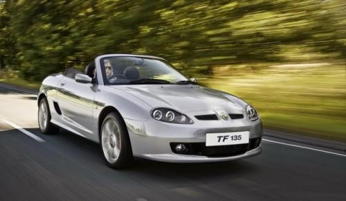 MG va lansa doua noi versiuni de TF Roadster11040