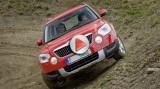 Video: Skoda Yeti SUV filmat in Norvegia11035