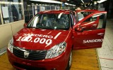 Dacia Sandero a ajuns la 100.000 de unitati11031