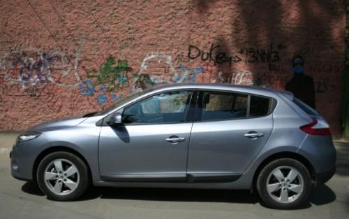 Test cu noul Renault Megane11012
