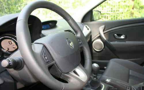 Test cu noul Renault Megane11023