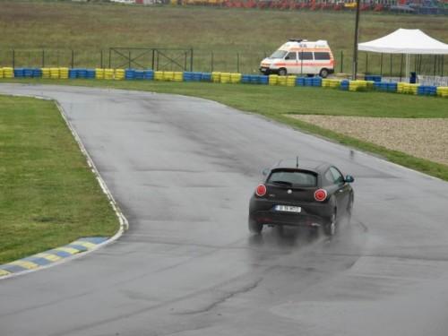 Am condus Alfa Romeo Mito10983