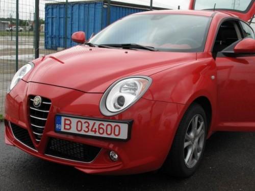 Am condus Alfa Romeo Mito10995