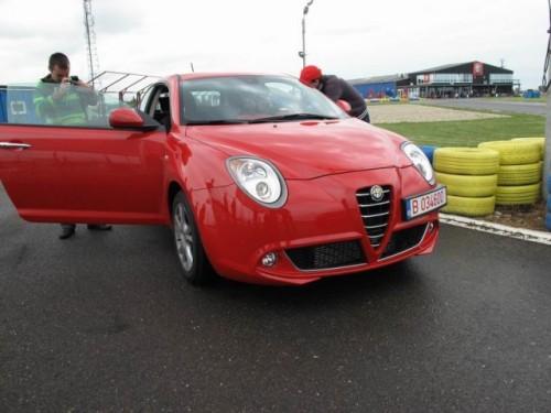 Am condus Alfa Romeo Mito10999
