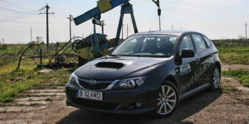 Am testat Subaru Impreza Diesel!10941