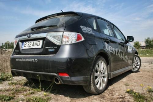 Am testat Subaru Impreza Diesel!10949