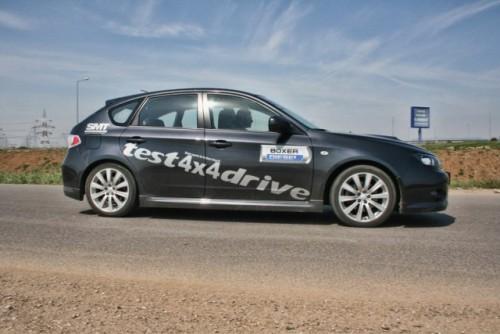 Am testat Subaru Impreza Diesel!10960