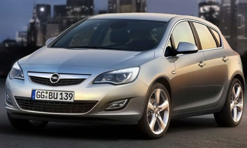 Noul Opel Astra!10917