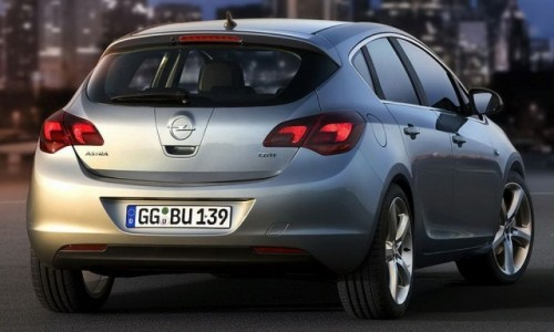 Noul Opel Astra!10919