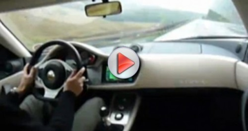 Video: Test-drive cu Lotus Evora10913