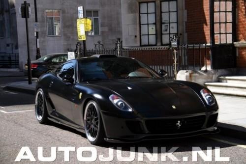 Ferrari 599 GTB realizat de Hamann10907