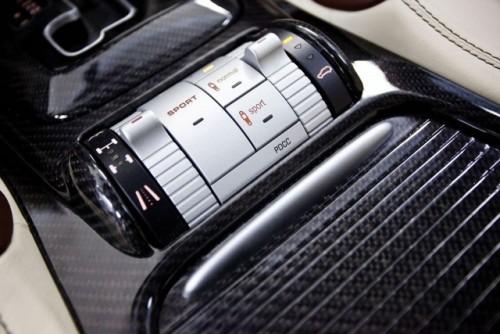 Romanii de la MAFF au realizat un Porsche Cayenne modificat10888