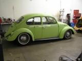 Un Volkswagen Beetle din 1965 modificat de vanzare pe eBay10859