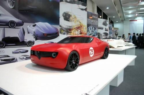 Conceptul Alfa Romeo Berlina Da Corsa10849