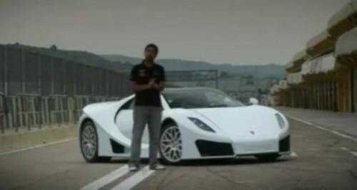 VIDEO: Primul supercar spaniol se prezinta10839