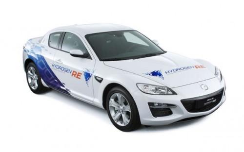 Mazda lanseaza in Norvegia primul RX-8 pe hidrogen10828
