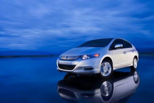 Honda Insight -cel mai bine vandut vehicul din Japonia10817