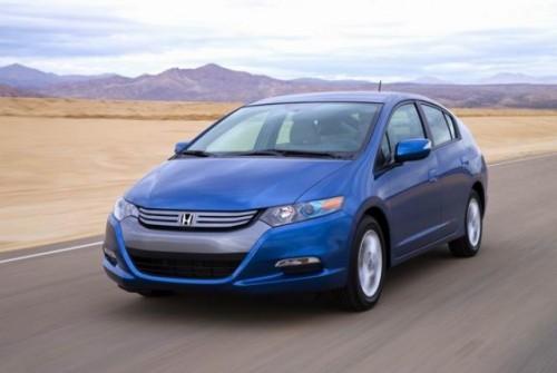 Honda Insight -cel mai bine vandut vehicul din Japonia10820