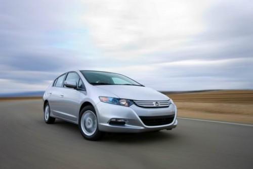 Honda Insight -cel mai bine vandut vehicul din Japonia10821