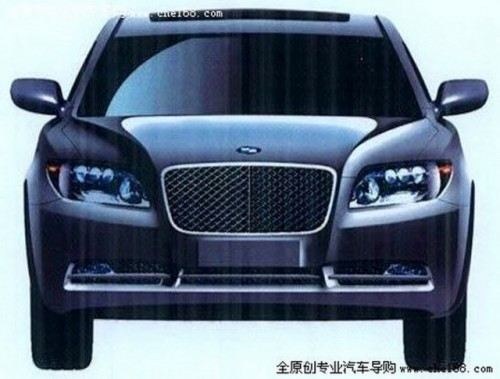 Chinezii de la Huatai Group lucreaza la o clona de Bentley Continental10810