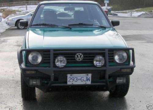 Un Golf off-road gasit pe eBay10749
