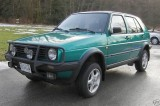 Un Golf off-road gasit pe eBay10746