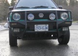Un Golf off-road gasit pe eBay10750
