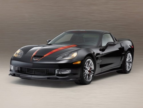 Un Corvette ZR1 unic va fi oferit ca premiu la o tombola caritabila10740