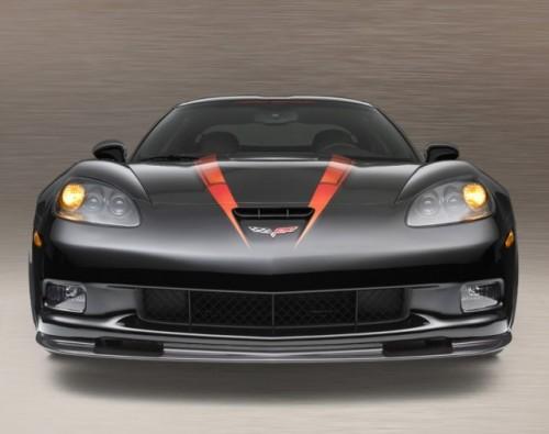 Un Corvette ZR1 unic va fi oferit ca premiu la o tombola caritabila10742