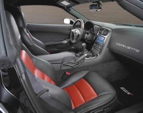 Un Corvette ZR1 unic va fi oferit ca premiu la o tombola caritabila10743