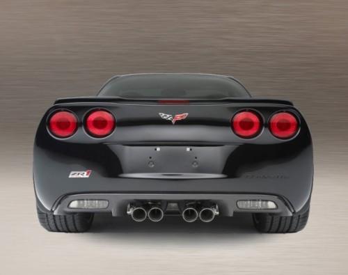 Un Corvette ZR1 unic va fi oferit ca premiu la o tombola caritabila10744