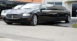 O limuzina Maserati Quattroporte mult prea lunga10734