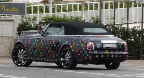 Rolls Royce editia Louis Vouitton10722
