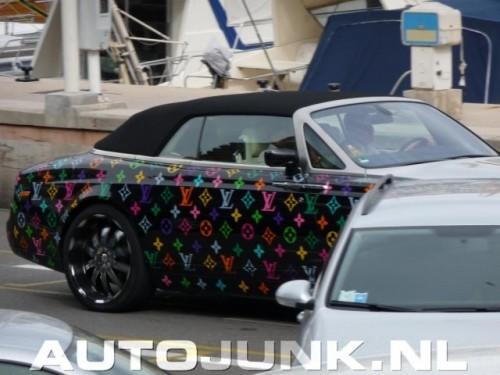 Rolls Royce editia Louis Vouitton10725