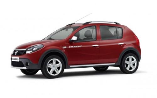 OFICIAL: Iata primul SUV Dacia!10682