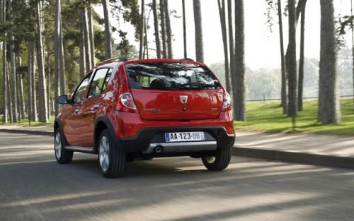 OFICIAL: Iata primul SUV Dacia!10683