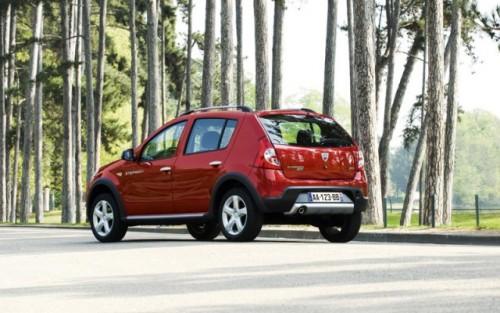 OFICIAL: Iata primul SUV Dacia!10687