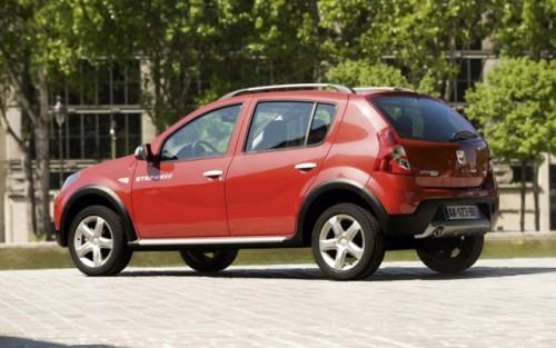 OFICIAL: Iata primul SUV Dacia!10688