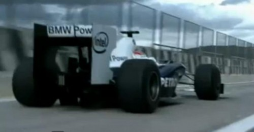 VIDEO: Film genial cu BMW-Sauber F110668