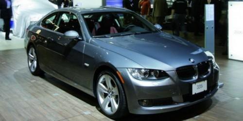BMW a inregistrat pierderi de 55 milioane de euro in primul sfert al anului10655
