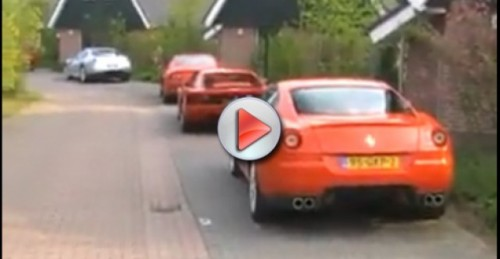 Video: Un paradis Ferrari gasit in Olanda10654