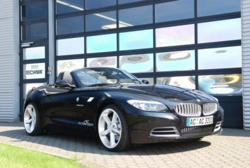 Jante din aliaj AC Schnitzer pentru BMW Z4 Roadster10645